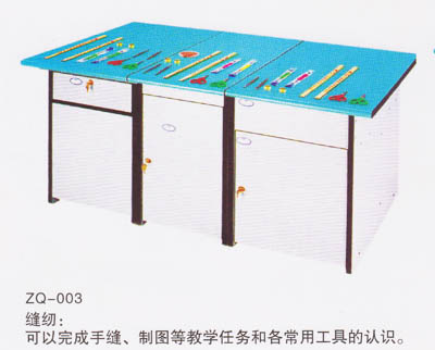 P55 ZQ-003劳技操作室系列